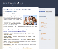 youranswerinabook